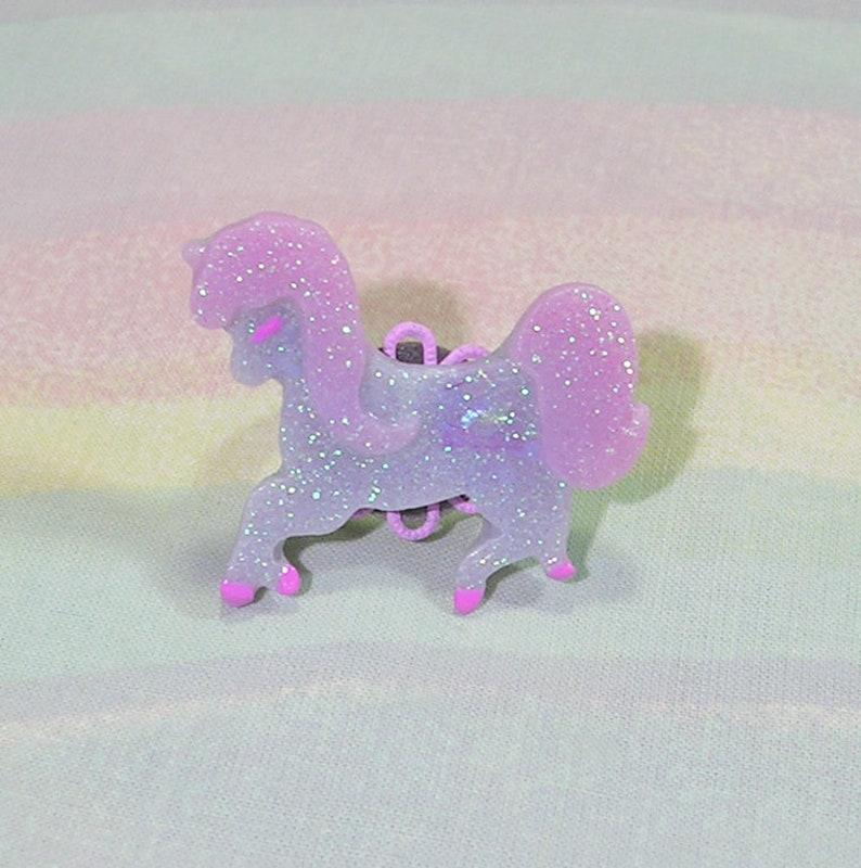 Dreamy Unicorn Ring Fairy Kei Ring Pop Kei Ring Magical image 0