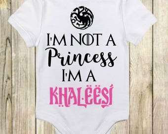 9d01d3d641 Baby khaleesi   Etsy