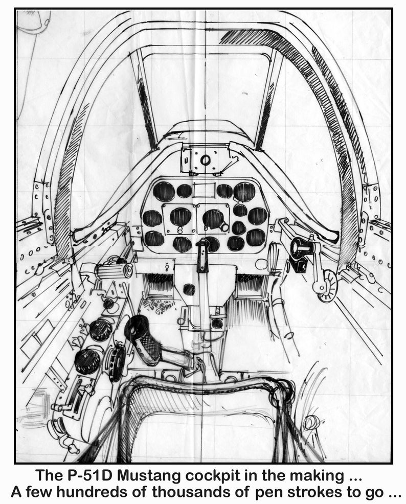 Airplane Art Vintage Airplane Aviation Print Vintage