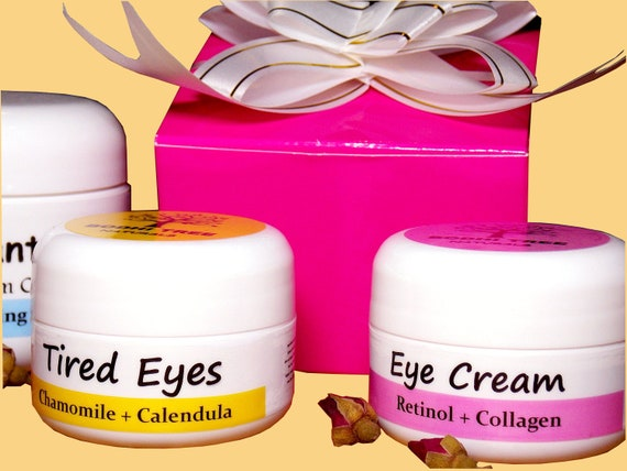 Holiday Gift / Choose Cream / Moisturizer / Anti Aging / Natural Handmade Skin Care