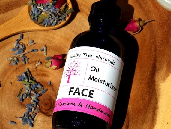 Hyaluronic + Infused oils/Oil Moisturizer/Rose + Rosehips + Avocado + Primrose + Tamanu + Argan oil and more/Natural Handmade SkinCare