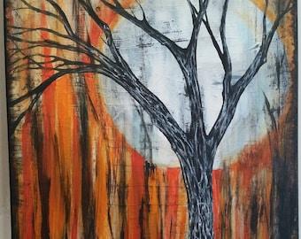Samhain tree