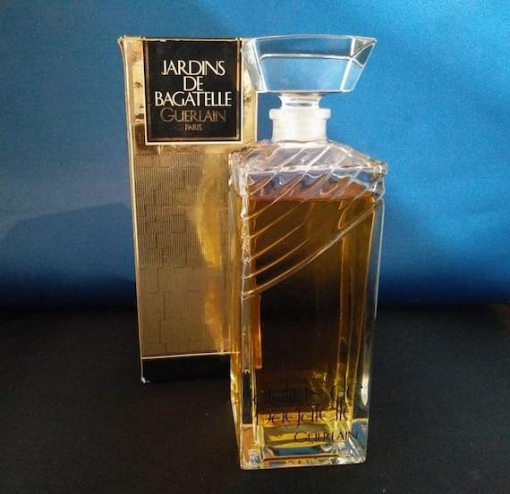 Glass & Amber Vintage Factice Fragrance