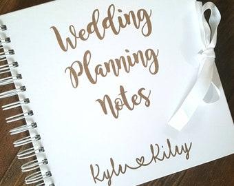 Wedding planner book etsy wedding planner wedding note book wedding notebook bride planner wedding organiser hen party planner wedding planner book bride to be junglespirit Gallery