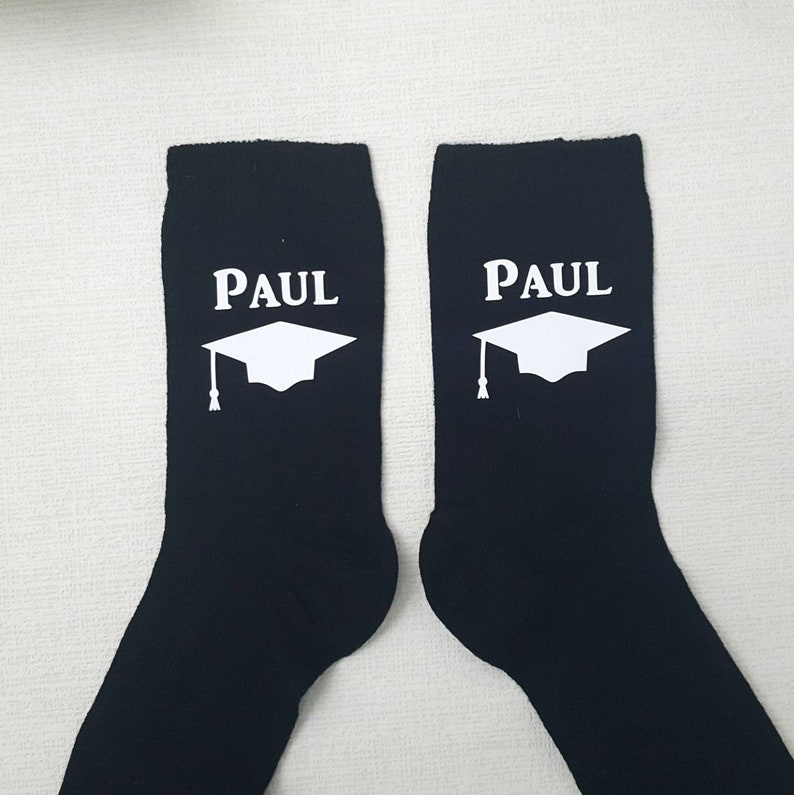 a17a907de Graduation gift graduation socks personalised socks gift