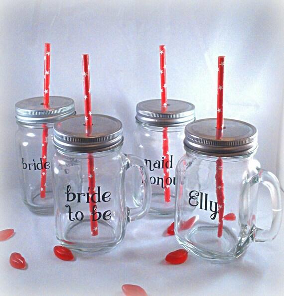 Vier Gläser für Maurer personalisierte Glas Geschenk für | Etsy