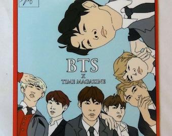 BTS - Fanart Prints