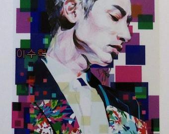 Lee Soo Hyuk Prints
