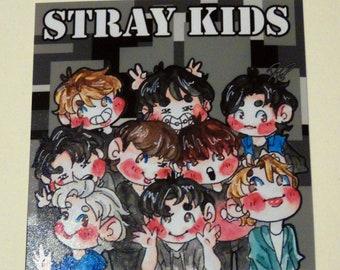 Stray Kids KCON Print