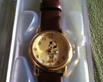 50th Anniversary Mickey Mouse Time Works Watch