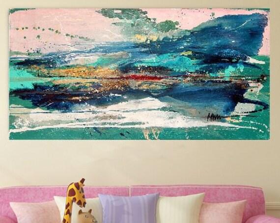 Unikat: Urlaubsplanung - 180 x 80 cm