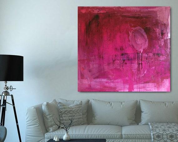 170 x 170 cm - Vergissmeinnicht
