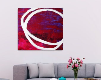 Order painting-Theme: Mind Circles