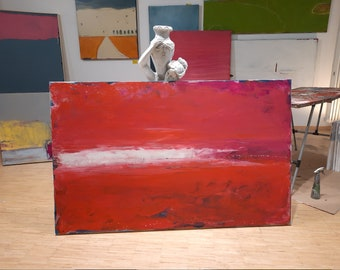 160 x 100 cm - Red picture