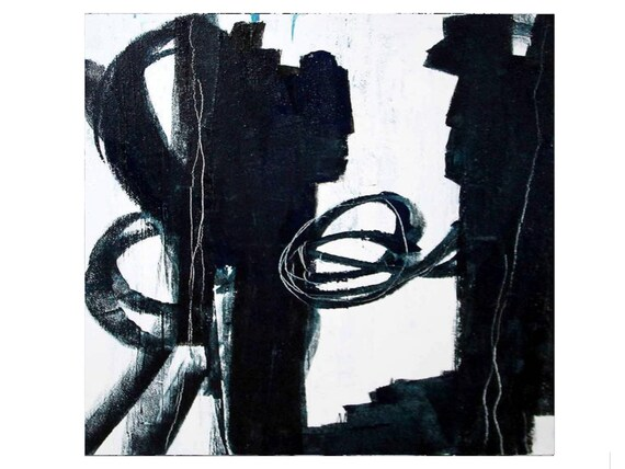 black white images / Equal eye level / 100 x 80
