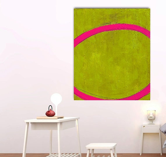 Unikat: Süße Ernte - 80 x 100 cm