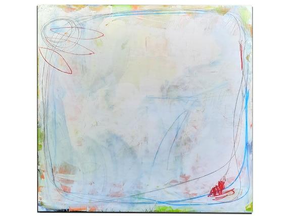 white large pictures / harbour tour / 140 x 180 cm