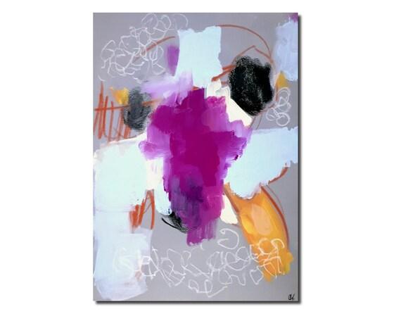 Friedliches Leben I - 50 x 40 cm