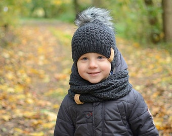 Toddler Boy Knit Hat 5464499d2cb