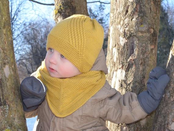 d93453884dc28 Baby Boy Knit Hat Winter Toddler Boy Beanie Kids Beanie