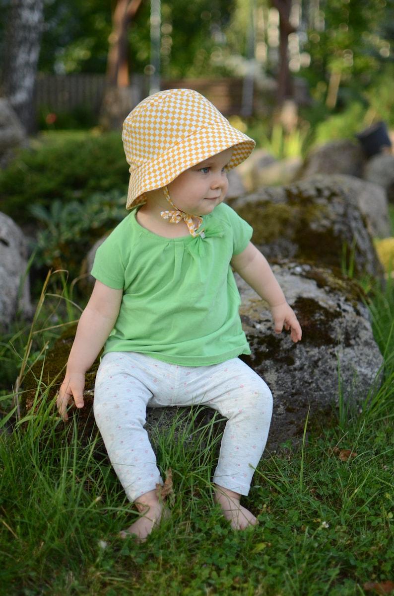 1a5101d8e290 Baby Girl Bucket Hat Toddler Girl Summer Hat Kids Bucket