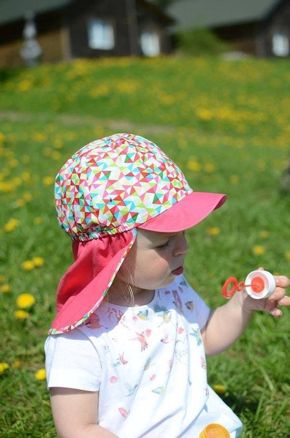 05cf186dc44 Girls Sun Hat Toddler Girl Summer Hat Girls Beach Hat