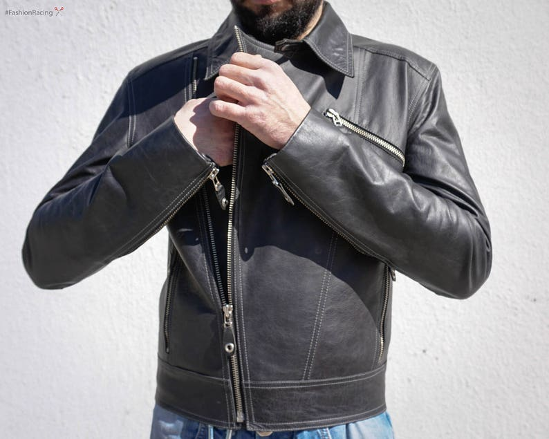 BE EDGY Lederjacke für Herren online im ABOUT YOU Shop