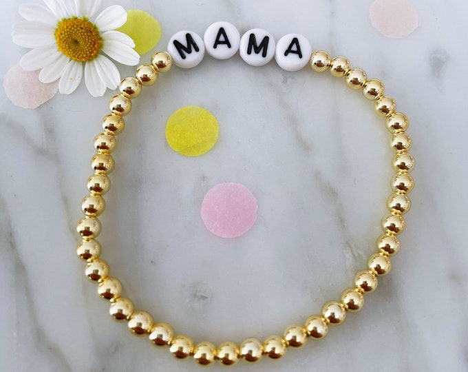 MOM Motivation bracelet