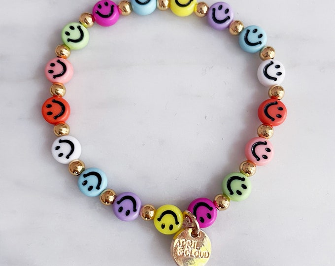 TOGETHER Smiley Bracelet