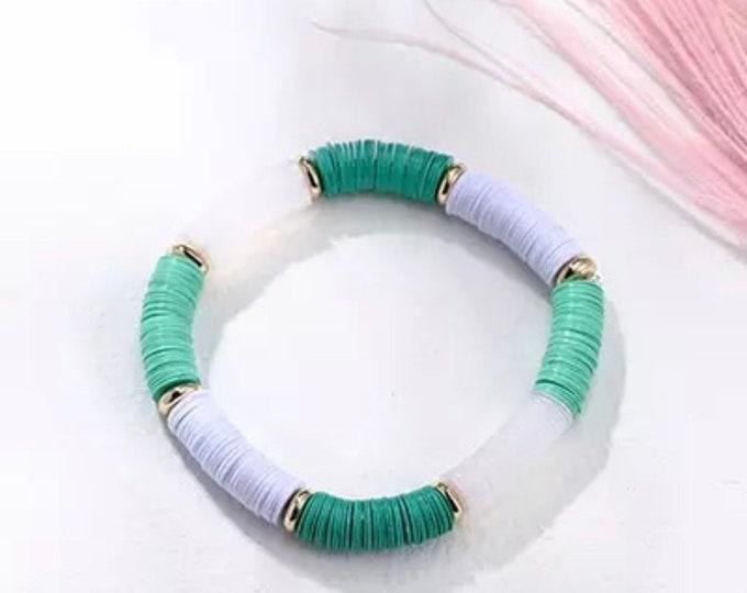 """Boho summer bracelet """"turquoise"""""""