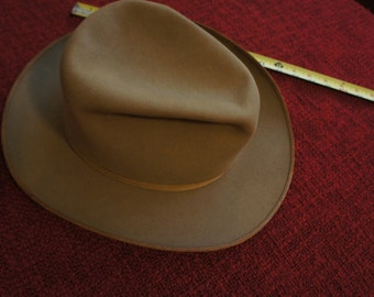"""Price reduced!! Vintage Stetson """"Floridian"""" hat"""
