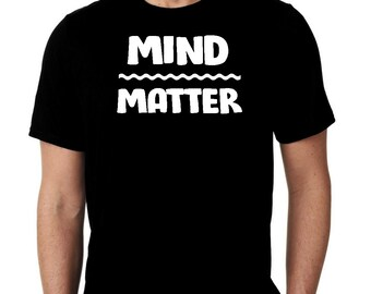 Mind Over Matter Ink Etsy
