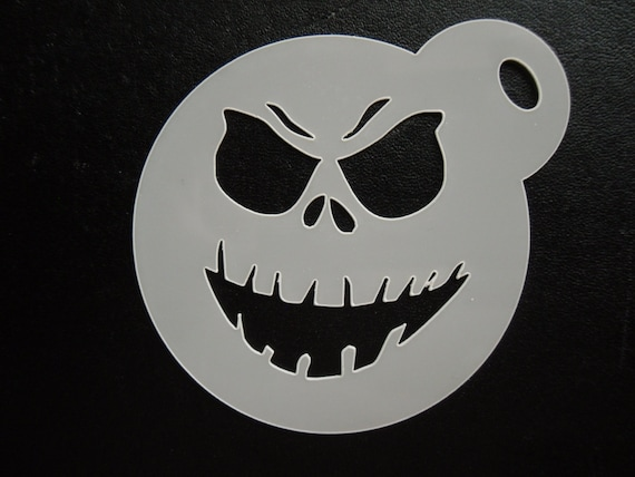 Unique bespoke new laser cut 60mm new tribal mask cookie,craft /& face painting stencil