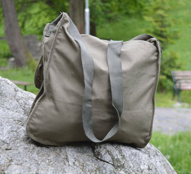 4a4d7892f3 Toile de sac sac en toile de sac à bandoulière sac | Etsy