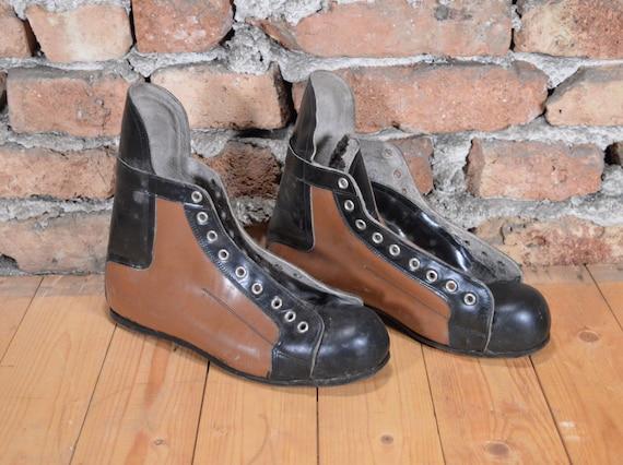 Chaussures Patinage Patinage De Vieilles Vintage Vintage Chaussures De WwBxxnPqpC