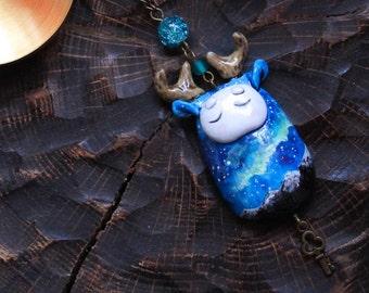 Northern Lights Jewelry, Northern Lights Spirit Charm, Fantasy Jewelry, Aurora Borealis Necklace, Aurora Borealis Magic Pendant,