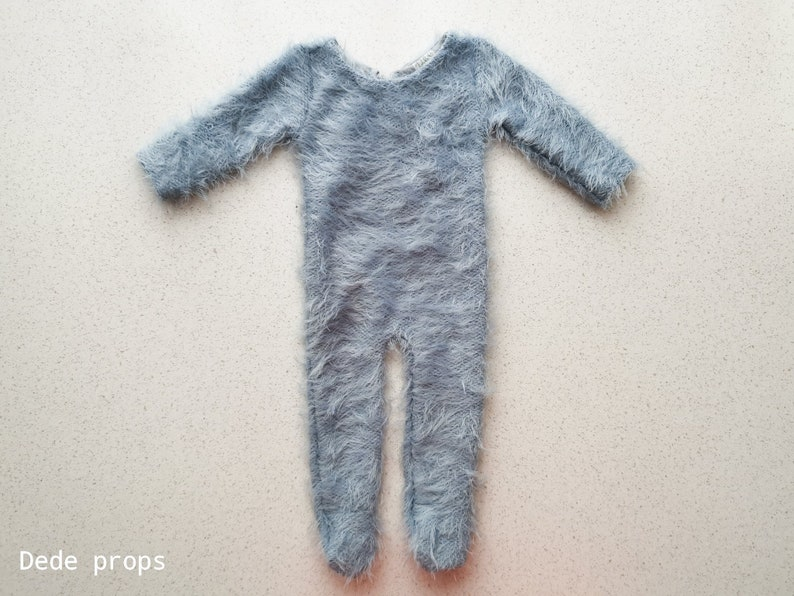 DEWEY romper newborn size