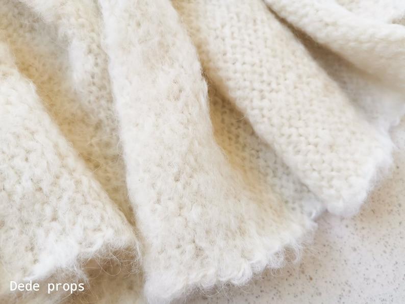 newborn size OFF WHITE MELODY wrap
