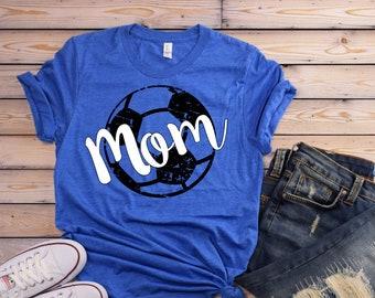 Soccer Mom T-Shirt- Any Name