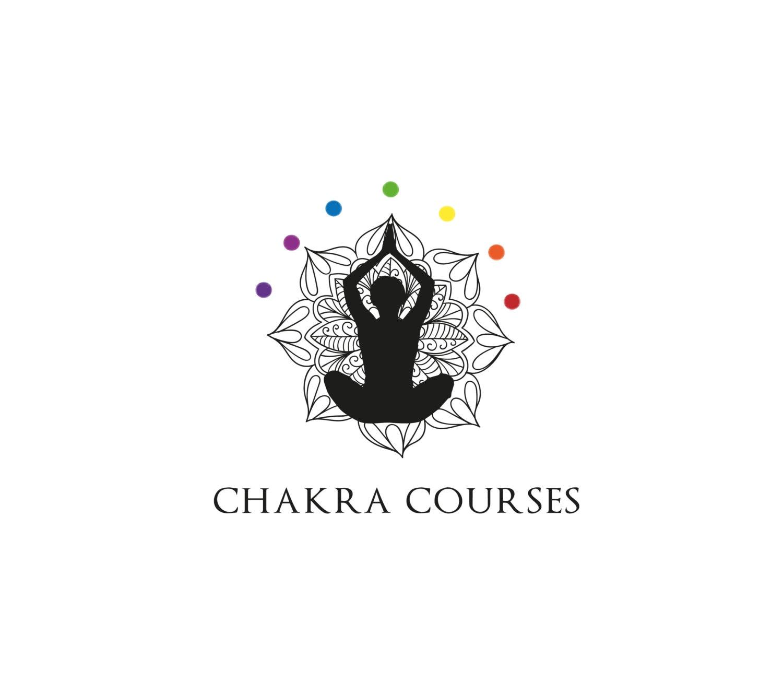 yoga meditation logo mandala logo yoga pose logo yoga etsy