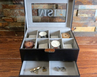 Agate Box...Mens gift..Western Box...IPhone box..Men/'s jewelry box..Desert Box...Arizona Box