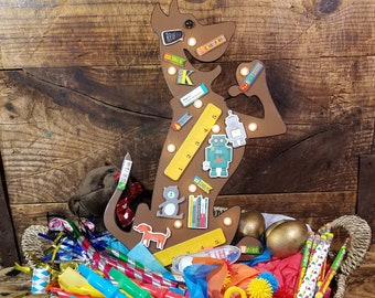 My Party Dog School Basket