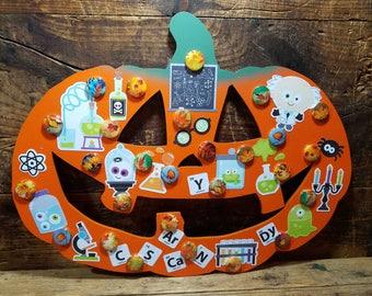 Friendly Mad Scientist Pumpkin (PUM112)