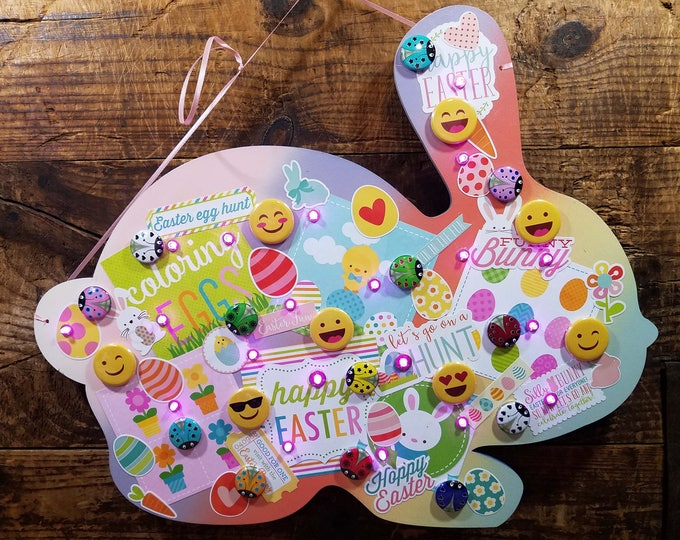 Happy Easter Bunny (EAS4)
