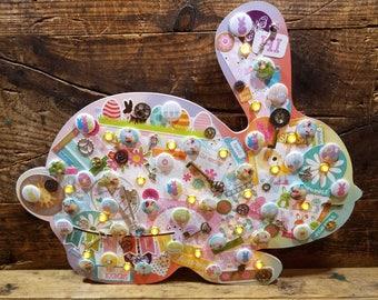 Key Easter Bunny (RAB693)