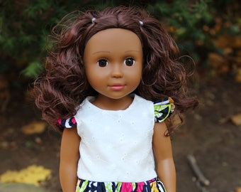 0465a1288 Black Doll - 18