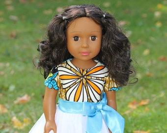 1f5446186 Black Doll - 18