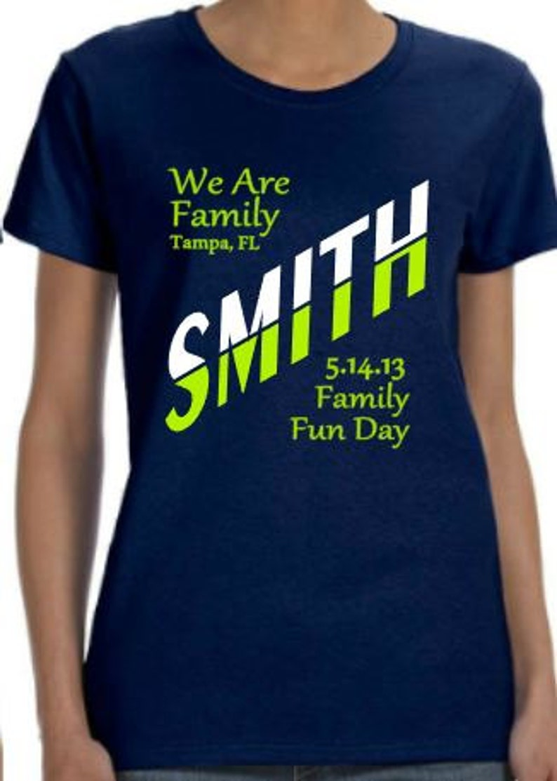 ccfd7087 Family tees Family Vacation Family Reunion Family Trip | Etsy