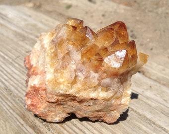 Citrine Cluster - Solar Plexus Chakra Healing - Navel Chakra