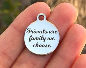 Friends & Family Charms